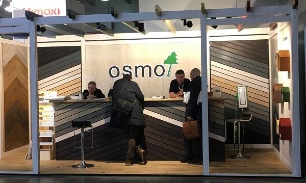 Случайные встречи с OSMO