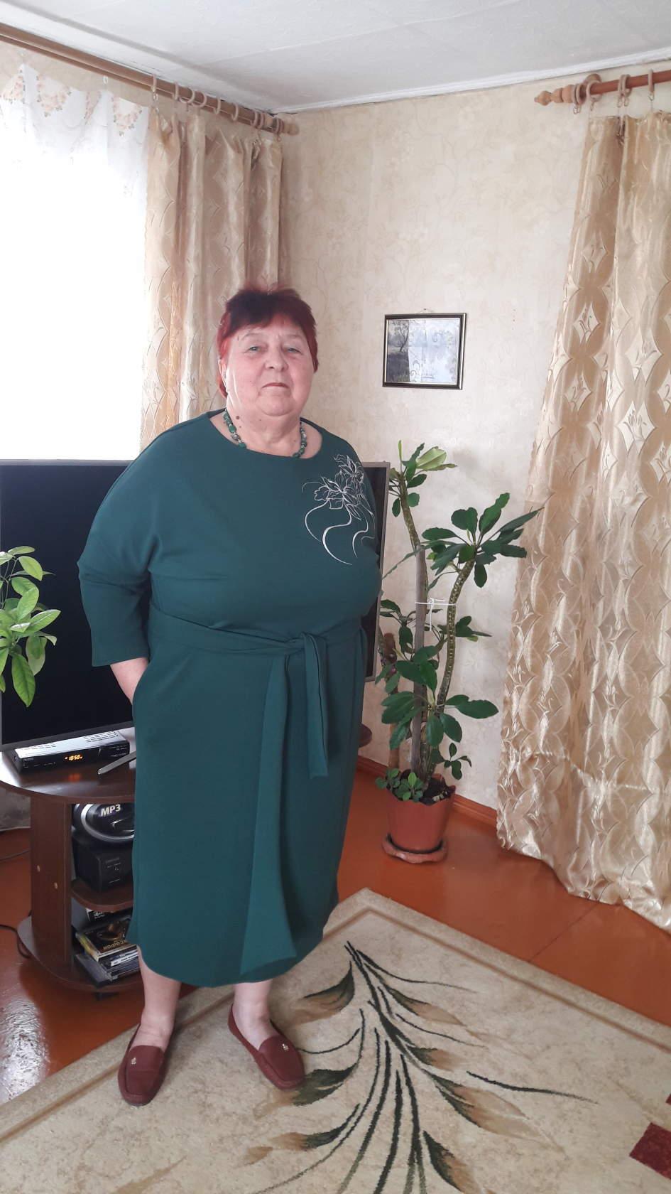 Отзыв о платье 4028