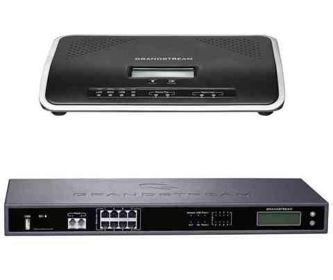 Grandstream добавляет новую модель в линейку IP АТС серии UCM