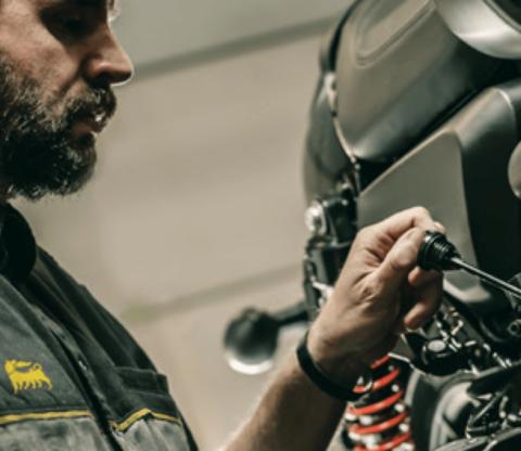 Правильное моторное масло для вашего мотоцикла