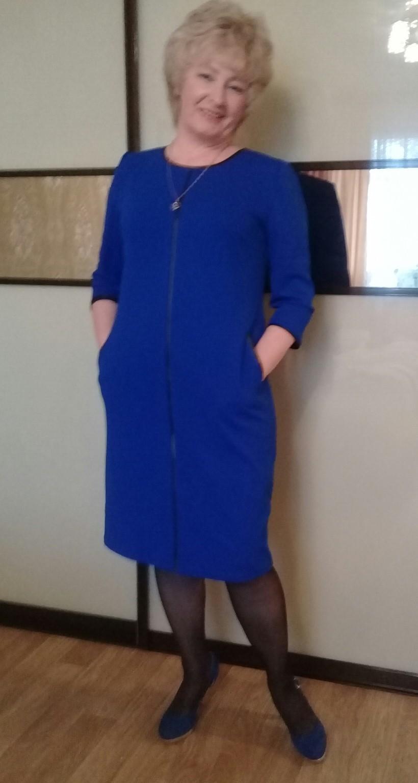 Отзыв о платье 3816