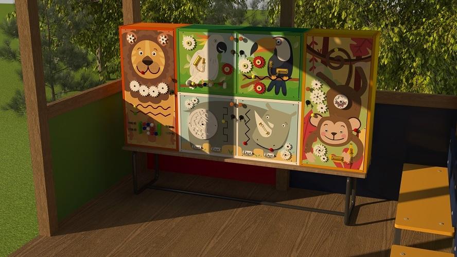 Компания разработала и выпустила новое оборудование для детских садов
