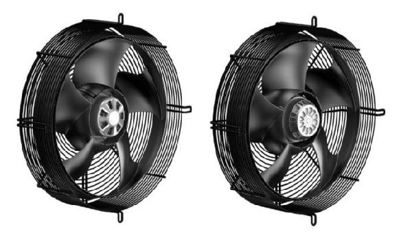Новинки ebm-papst – осевые вентиляторы