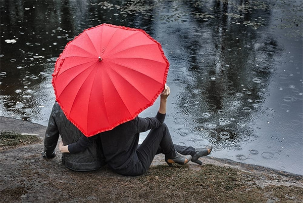Разбор преимуществ складных зонтов.
