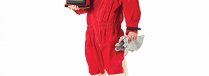 Средства защиты оператора пескоструйного аппарата