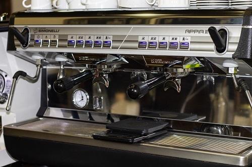 Основные типы кофемашины для ресторанов и кафе. ЧАСТЬ 2. Однобойлерные кофемашины.