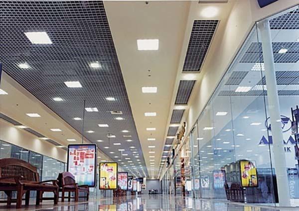 Кондиционирование торгового центра – эффективное, креативное, функциональное