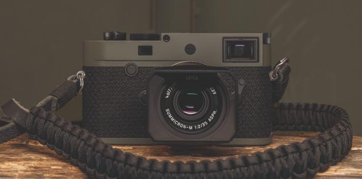 Представлен фотоаппарат Leica M10-P Reporter стоимостью 678 тысяч рублей
