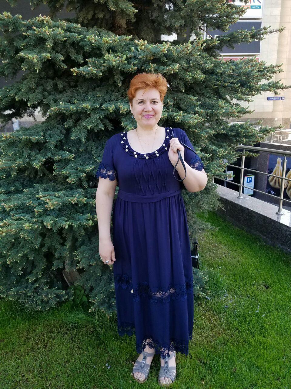 Отзыв о платье 4506