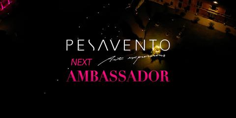 Мероприятие Pesavento Next Ambassador 2020