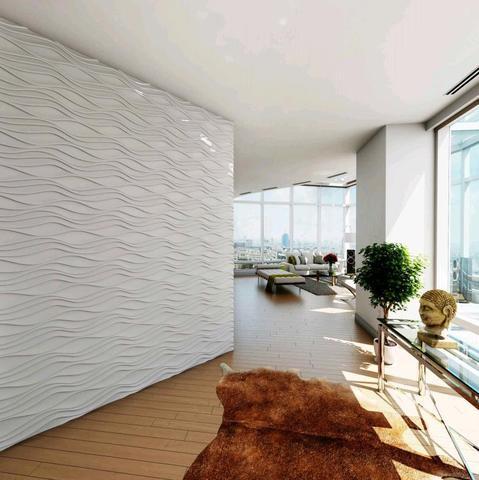 Стеновые панели из стеклофибробетона