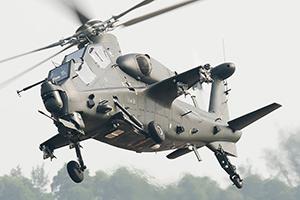 Броня из графена защитит китайский вертолет