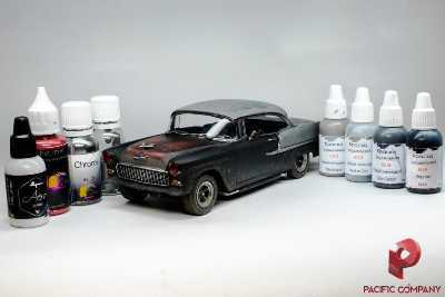Pacific88 - отечественная краска для моделизма