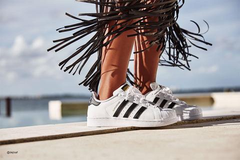 Adidas Superstar: легендарный дизайн и инновационные технологии