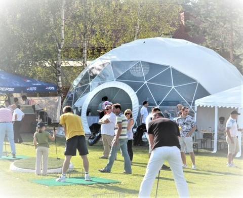 Спортивные шатры от FirstTent