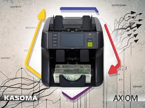 Axiom счетно сортировальная машина – обновись на новое программное обеспечение, с новыми возможностями!