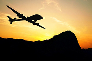 «Охотник» поднялся в воздух