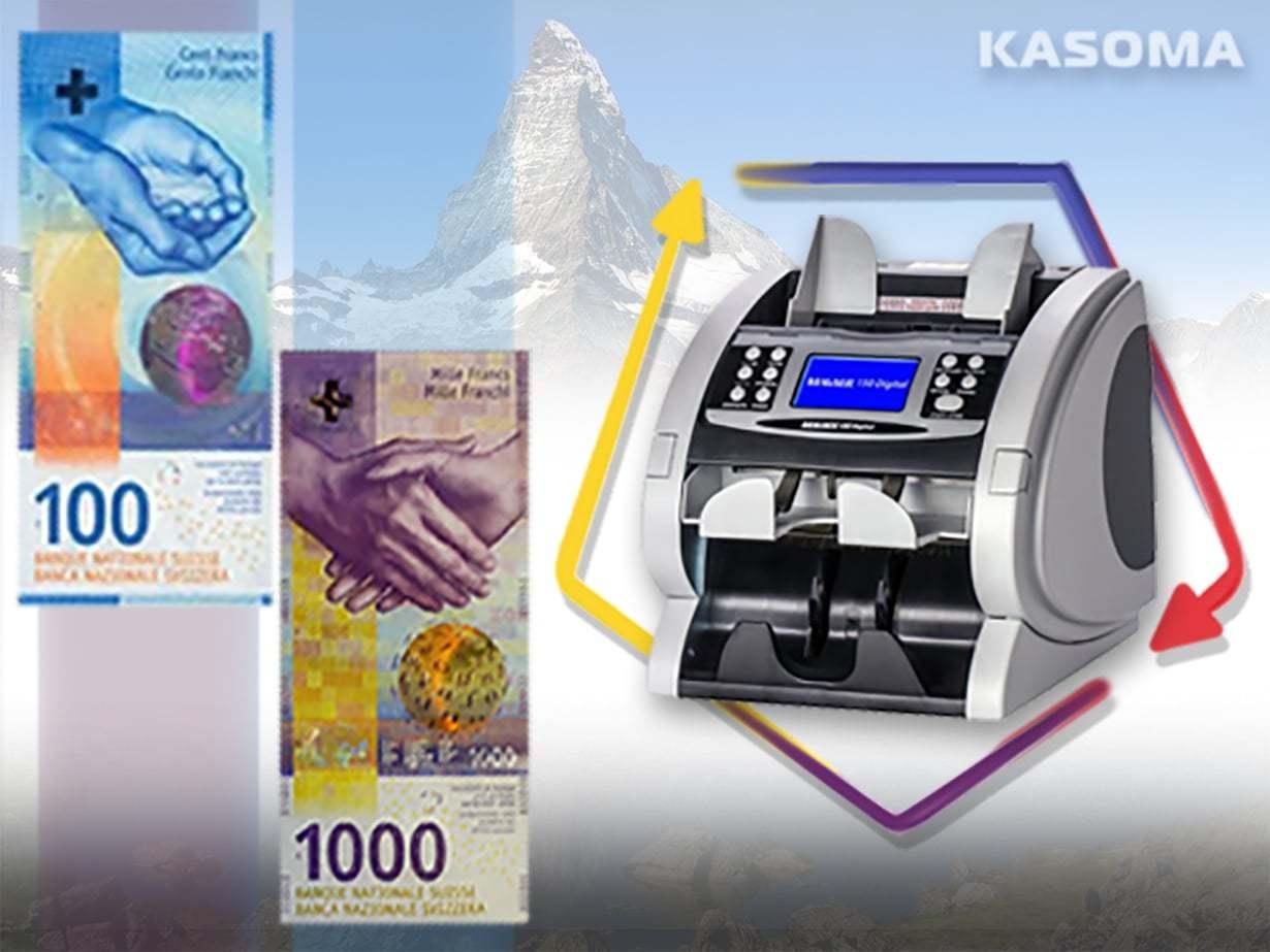 Новое обновление на счетчик банкнот Magner 150 (2020 год)