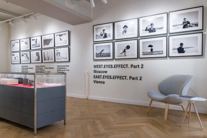 Кросс-культурный выставочный проект Leica