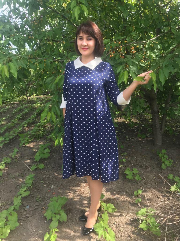 Отзыв о платье 4084