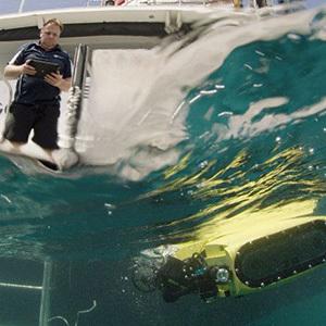LarvalBot спасает кораллы