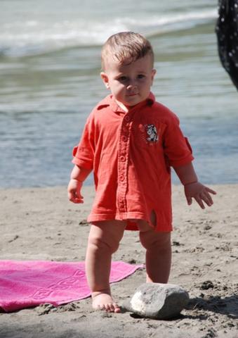 Почему у малыша ноги