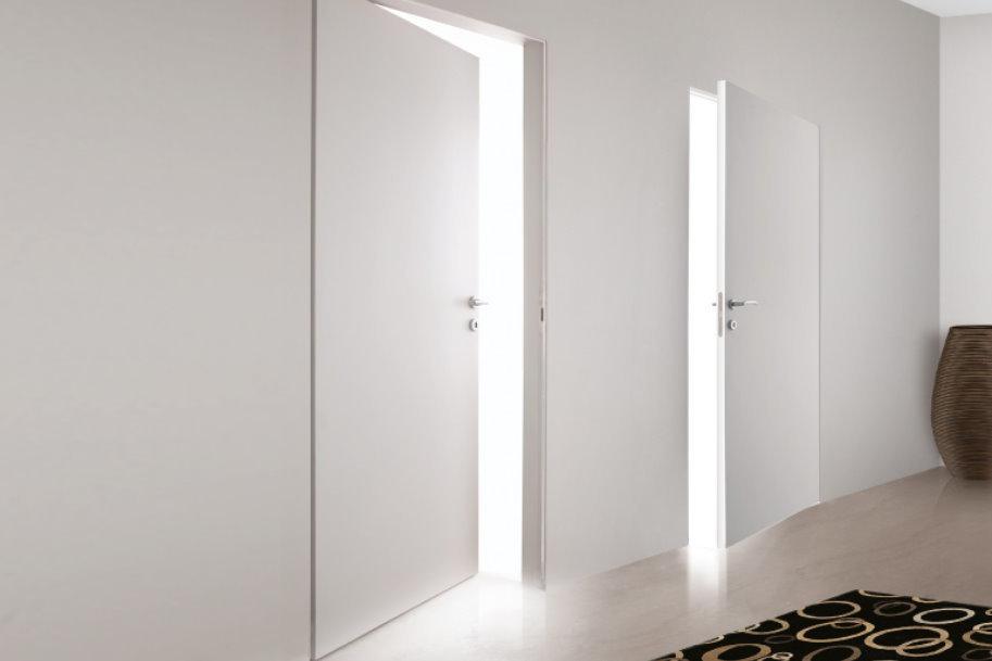 Уход за скрытыми дверями