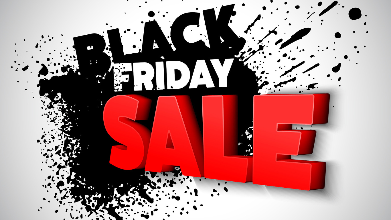 BLACK FRIDAY с 26.11 по 29.11