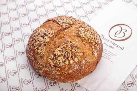 Хлеб «Цельнозерновой»