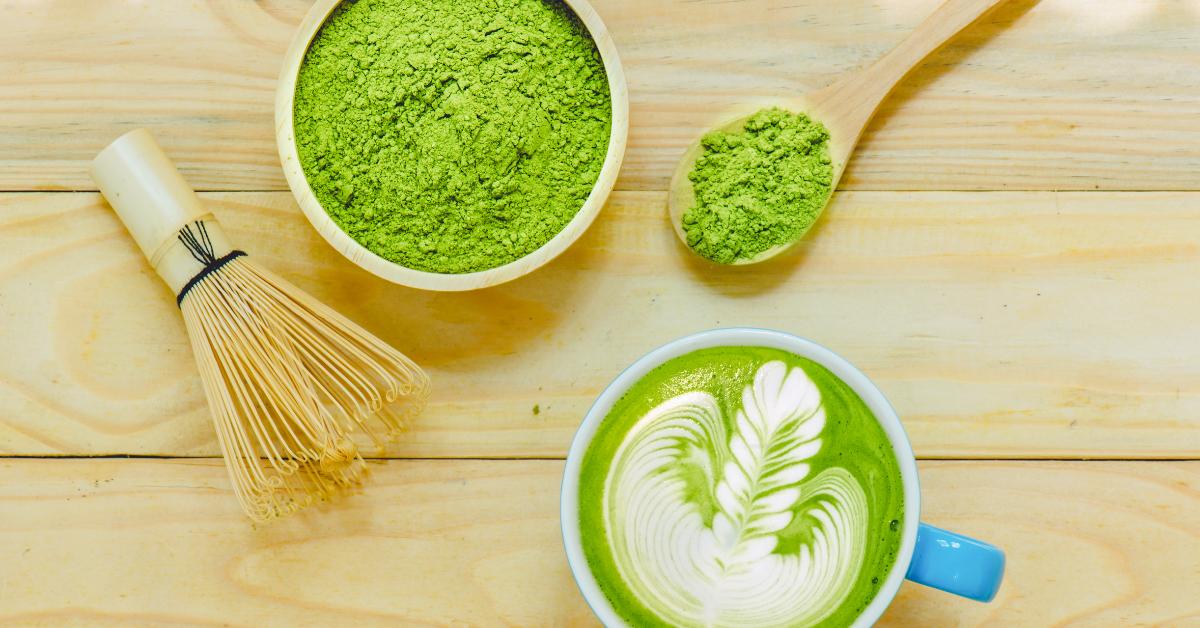 Как приготовить Зелёный Матча