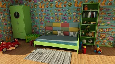 Как оформить детское пространство в квартире /доме?