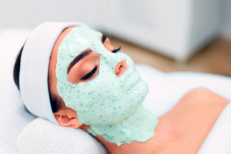 Полный курс по альгинатным маскам