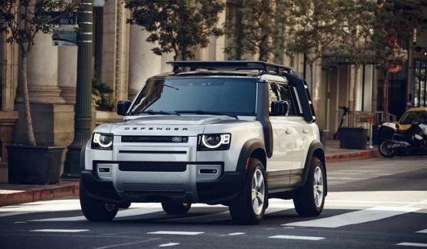 Jaguar Land Rover воспользуется антивирусной очисткой Panasonic nanoe X