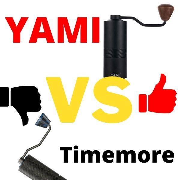 Почему YAMI лучше Timemore C2?