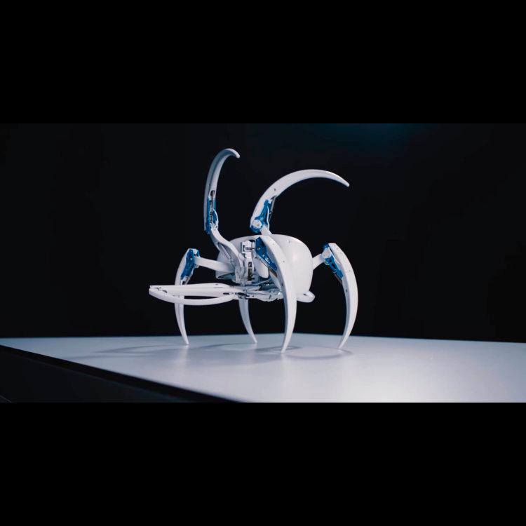 Робот-паучок от корпорации Festo