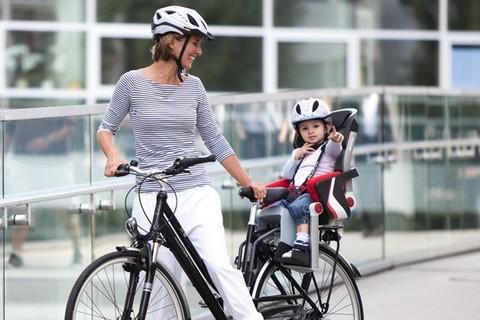 Какое детское велокресло выбрать