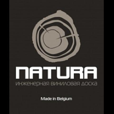 Структура инженерной виниловой доски NATURA