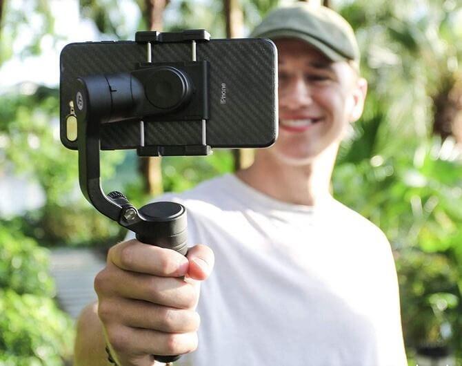 Стабилизатор Feiyu Vlog Pocket