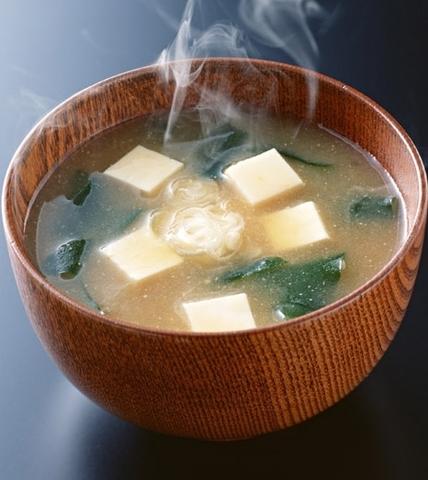 Готовое блюдо — Мисо суп