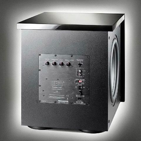 Сабвуфер повышенной мощности - NEW PHALANX 302A