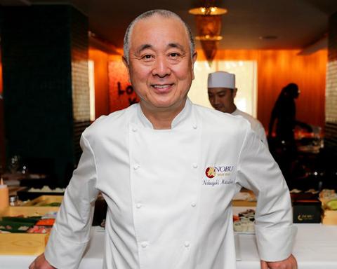 Хто такий Нобу: голлівудська історія всесвітньо визнаного шеф-кухаря