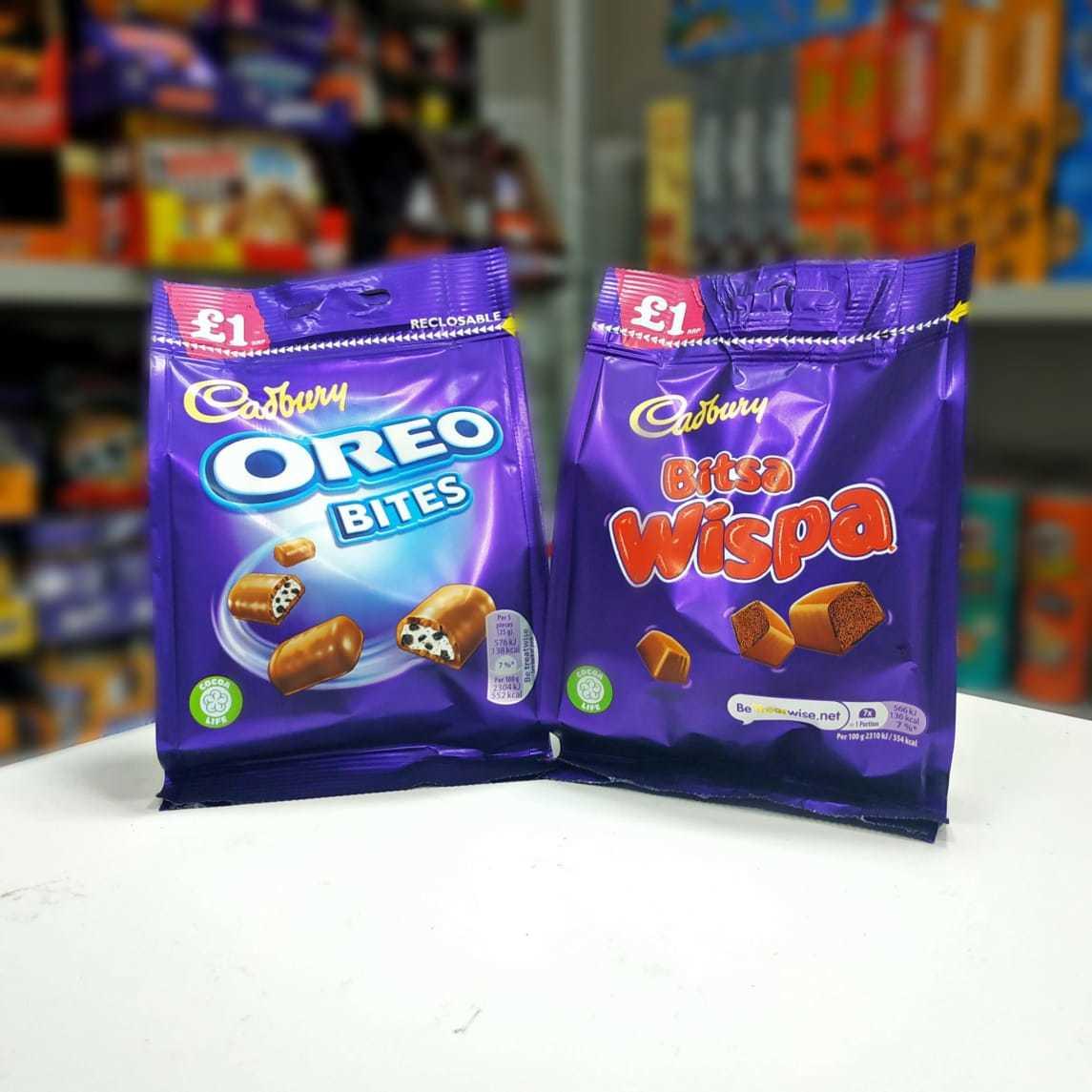 Пополнение ассортимента! Cadbury