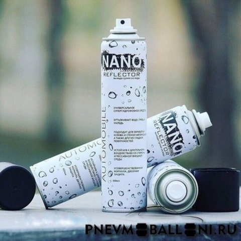Спешите! Продукция NANOREFLECTOR уже в продаже !!!