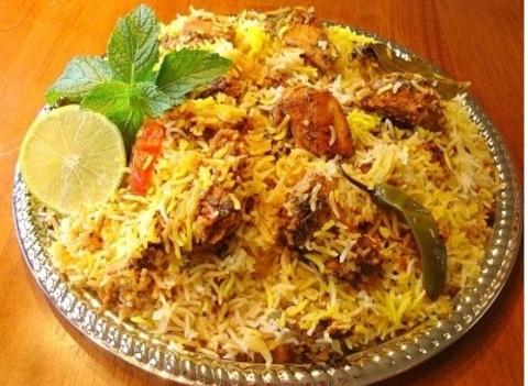 Готовое блюдо — Индийский плов
