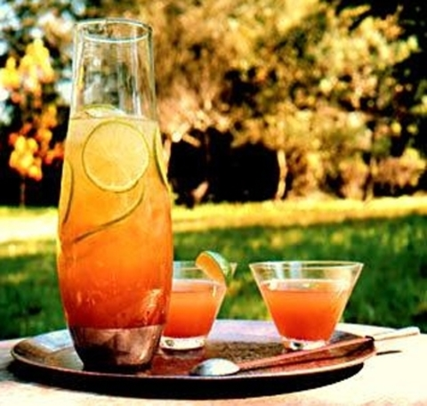 Готовое блюдо — Напиток из тамаринда