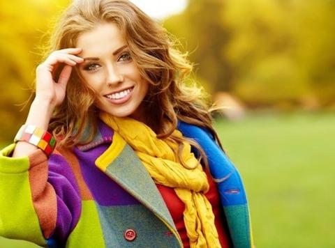 Как красиво завязывать шарф и выглядеть красиво ?