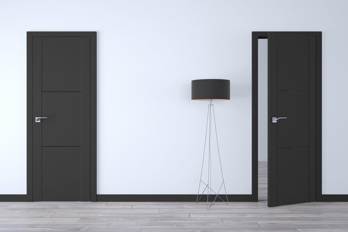 Новинка! Новый цвет дверей Грей (Grey) фабрики Profil Doors в сериях U, E