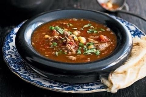 Готовое блюдо — Харира