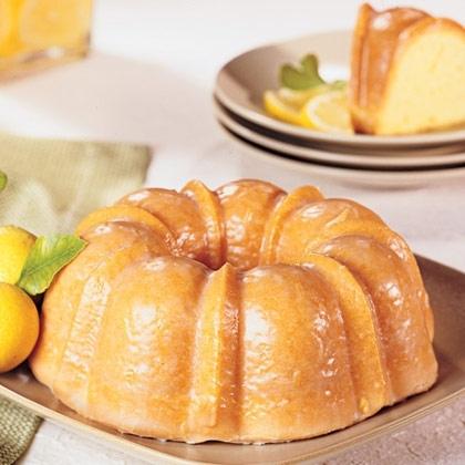 Турецкий лимонный пирог