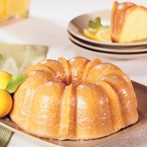 Готовое блюдо — Турецкий лимонный пирог